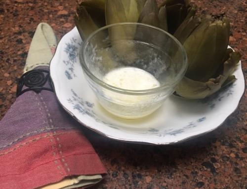 Buttery Artichoke